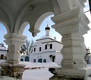 Благовещенский мужской монастырь. Церковь св. Стефания - Муром - Муромский район и г. Муром - Владимирская область