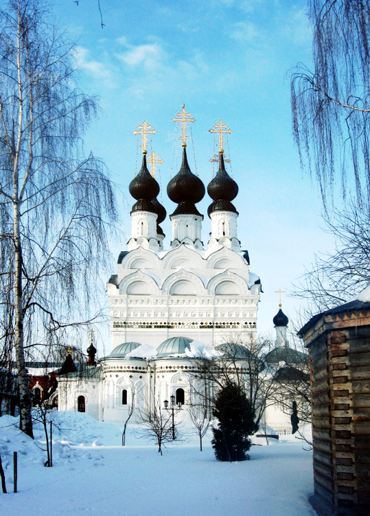 Троицкий женский монастырь. Собор Троицы Живоначальной, Муром