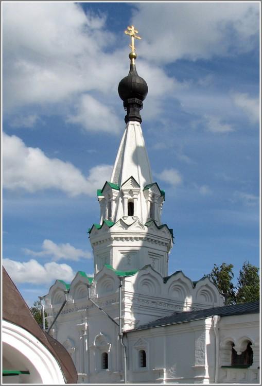 Троицкий женский монастырь. Церковь Казанской иконы Божией Матери надвратная, Муром