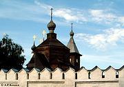 Троицкий женский монастырь. Церковь Сергия Радонежского - Муром - Муромский район и г. Муром - Владимирская область