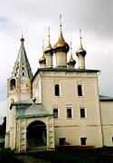 Николо-Троицкий монастырь. Собор Троицы Живоначальной - Гороховец - Гороховецкий район - Владимирская область