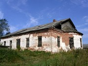 Церковь Троицы Живоначальной - Андомский погост - Вытегорский район - Вологодская область