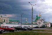 Троицкий мужской монастырь - Чебоксары - г. Чебоксары - Республика Чувашия