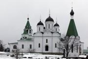 Муром. Спасский мужской монастырь. Собор Спаса Преображения