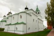 Муром. Спасский мужской монастырь. Церковь Покрова Пресвятой Богородицы