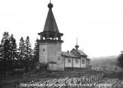 Церковь Николая Чудотворца - Вегоруксы - Медвежьегорский район - Республика Карелия