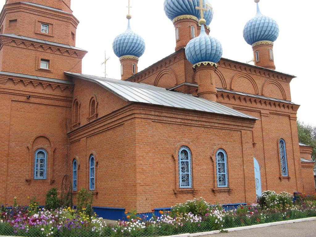 Церковь Покрова Пресвятой Богородицы, Калинино