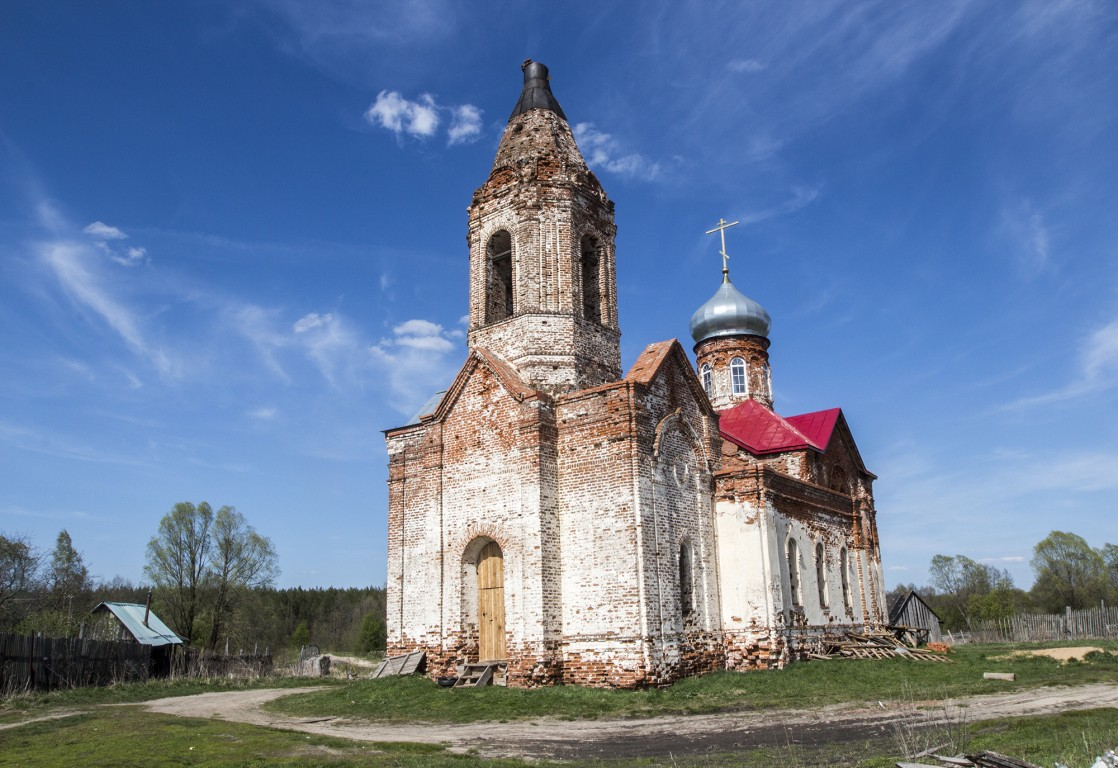 голое церкви в нижегородской области носят прямо голое