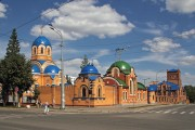 Церковь Успения Пресвятой Богородицы - Йошкар-Ола - г. Йошкар-Ола - Республика Марий Эл