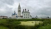 Борок. Предтеченский Иаково-Железноборовский монастырь