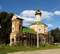 Церковь Димитрия Солунского - Отрадное - Брянский район и г. Сельцо - Брянская область