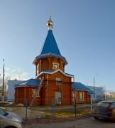 Брянск. Владимирской иконы Божией Матери в Вокзальном, церковь