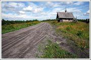 Часовня Сошествия Святого Духа - Типиницы - Медвежьегорский район - Республика Карелия