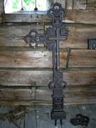 Церковь Варвары (старая) - Яндомозеро - Медвежьегорский район - Республика Карелия