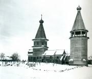 Яндомозеро. Варвары (старая), церковь