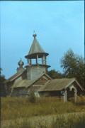 Часовня Николая Чудотворца - Тамбицы - Медвежьегорский район - Республика Карелия