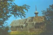 Часовня Иоанна Предтечи - Вороний Остров - Медвежьегорский район - Республика Карелия