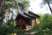 Часовня Варвары - Часовенская - Медвежьегорский район - Республика Карелия