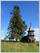 Часовня Космы и Дамиана - Узкие - Медвежьегорский район - Республика Карелия