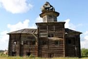 Церковь Власия - Тулгас - Виноградовский район - Архангельская область