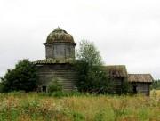 Церковь Климента - Тулгас - Виноградовский район - Архангельская область