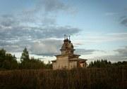 Церковь Георгия Победоносца-Пермогорье-Красноборский район-Архангельская область-yatzeq