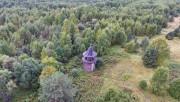 Цивозеро. Флора и Лавра, колокольня церкви
