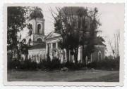Церковь Вознесения Господня - Чёрное - Батецкий район - Новгородская область