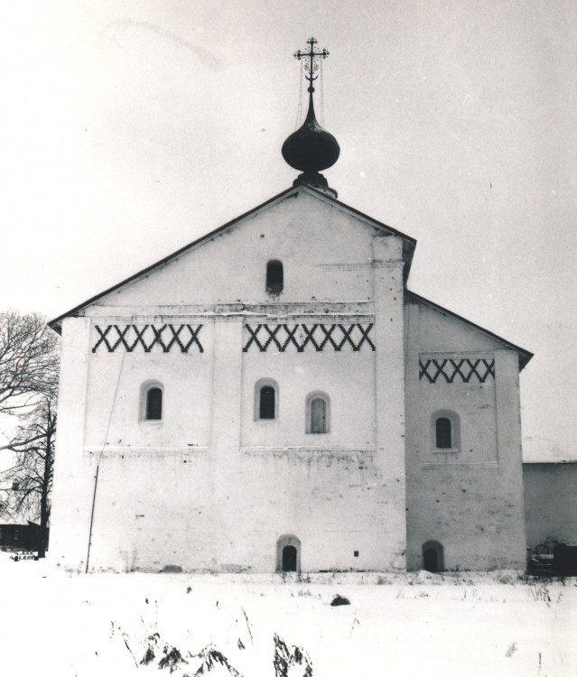 Покровский женский монастырь. Церковь Зачатия Анны, Суздаль