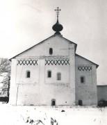 Покровский женский монастырь. Церковь Зачатия Анны - Суздаль - Суздальский район - Владимирская область