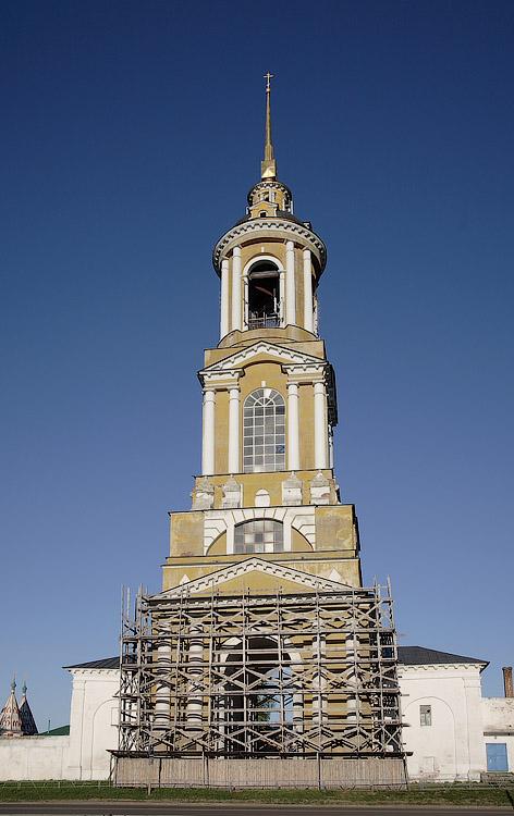 Ризоположенский женский монастырь. Колокольня Евфросинии Суздальской, Суздаль