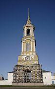 Ризоположенский женский монастырь. Колокольня Евфросинии Суздальской - Суздаль - Суздальский район - Владимирская область