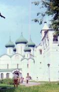 Суздаль. Спасо-Евфимиевский монастырь. Церковь Рождества Иоанна Предтечи в колокольне