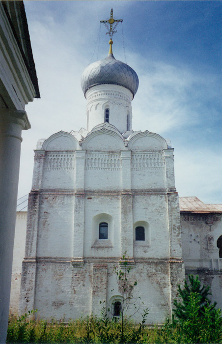 Спасо-Прилуцкий мужской монастырь. Церковь Введения во храм Пресвятой Богородицы, Прилуки