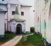 Кирилло-Белозерский монастырь. Церковь Кирилла Белозерского - Кириллов - Кирилловский район - Вологодская область