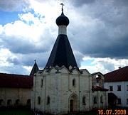 Кирилло-Белозерский монастырь. Церковь Евфимия - Кириллов - Кирилловский район - Вологодская область