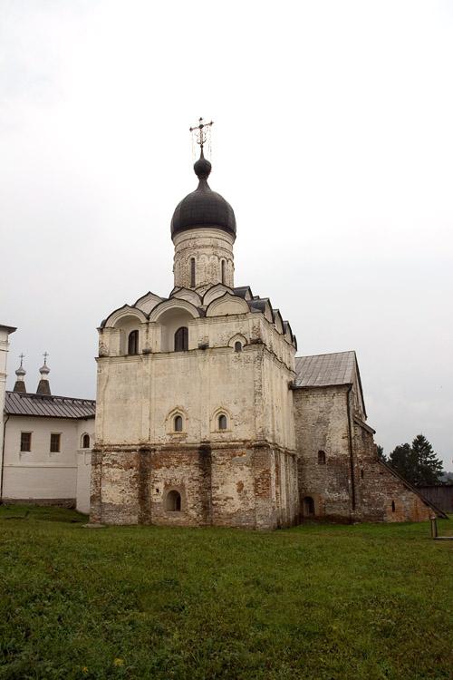 Ферапонтов монастырь. Церковь Благовещения Пресвятой Богородицы, Ферапонтово