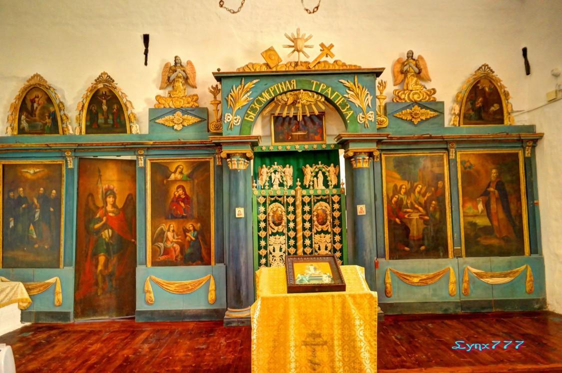 Ферапонтов монастырь. Церковь Мартиниана, Ферапонтово