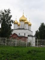 Богоявленско-Анастасьинский женский монастырь. Собор Богоявления Господня - Кострома - г. Кострома - Костромская область