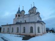 Успенская Слобода. Успенский Паисиево-Галичский женский монастырь. Собор Успения Пресвятой Богородицы