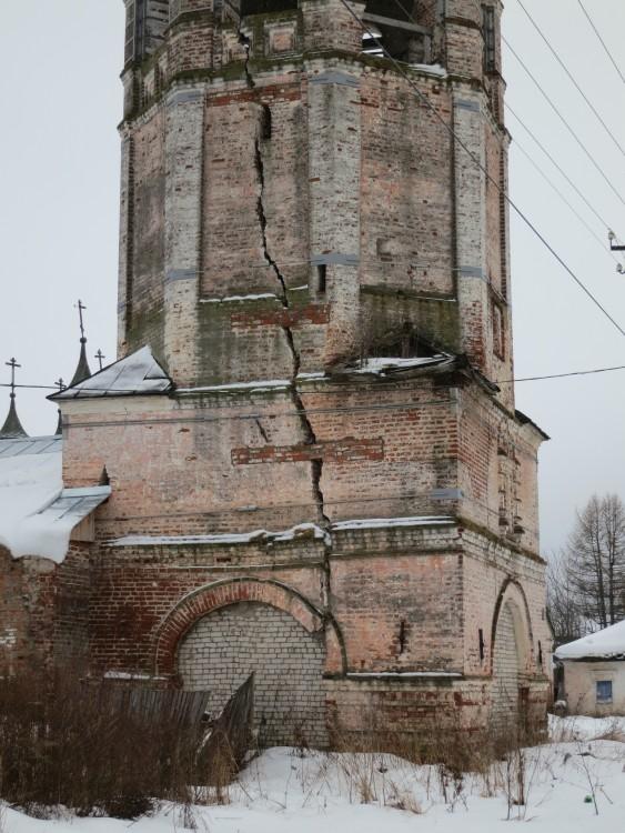 Воскресенский монастырь. Собор Воскресения Христова, Солигалич