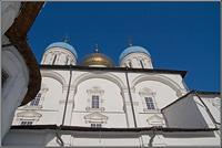 Новоспасский монастырь. Собор Спаса Преображения - Москва - Центральный административный округ (ЦАО) - г. Москва
