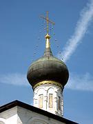 Новоспасский монастырь. Церковь Николая Чудотворца - Москва - Центральный административный округ (ЦАО) - г. Москва