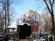 Часовня Креста Господня на Преображенском кладбище - Москва - Восточный административный округ (ВАО) - г. Москва