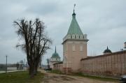 Козельск (Оптино). Оптина Пустынь. Надвратная церковь Владимирской иконы Божией Матери