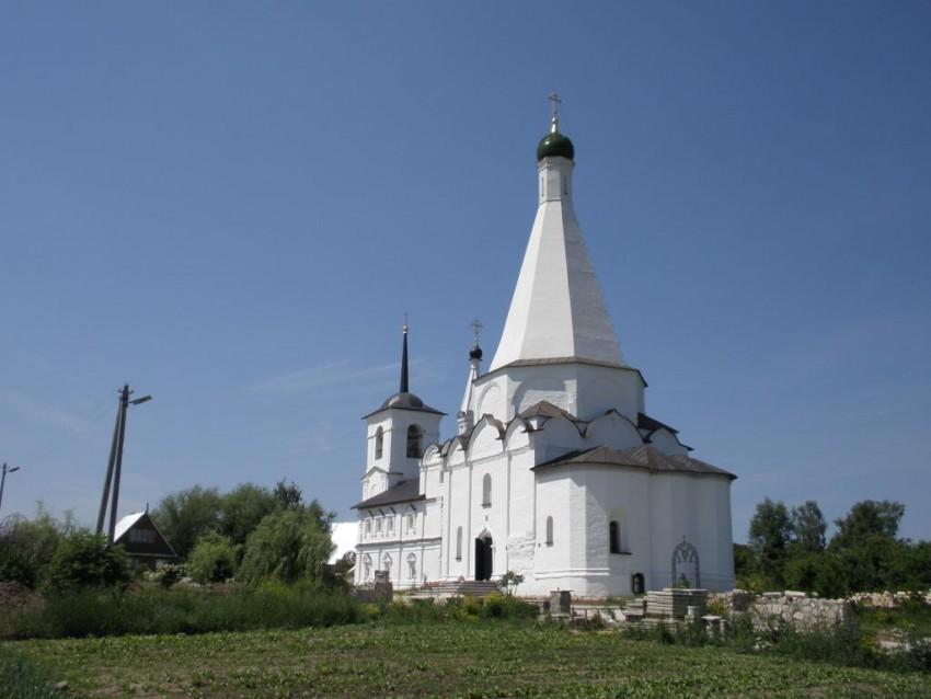Спасо-Воротынский монастырь. Собор Спаса Преображения, Спас