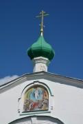 Старая Слобода. Александро-Свирский монастырь. Собор Спаса Преображения