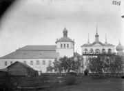 Тихвин. Тихвинский Богородице-Успенский мужской монастырь. Церковь Покрова Пресвятой Богородицы