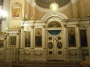 Троицкая Александро-Невская лавра. Собор Троицы Живоначальной - Санкт-Петербург - Санкт-Петербург - г. Санкт-Петербург