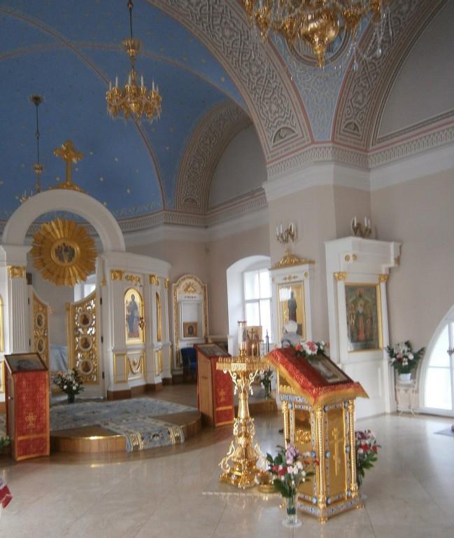 Троицкая Александро-Невская лавра. Церковь иконы Божией Матери